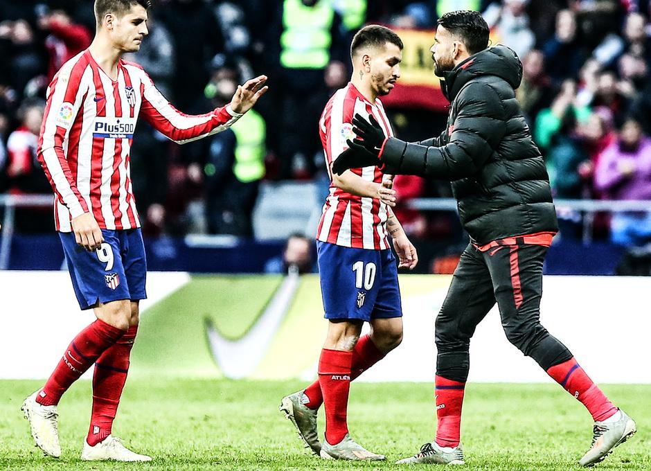 Temporada 19/20 | Atlético - Espanyol | La otra mirada |