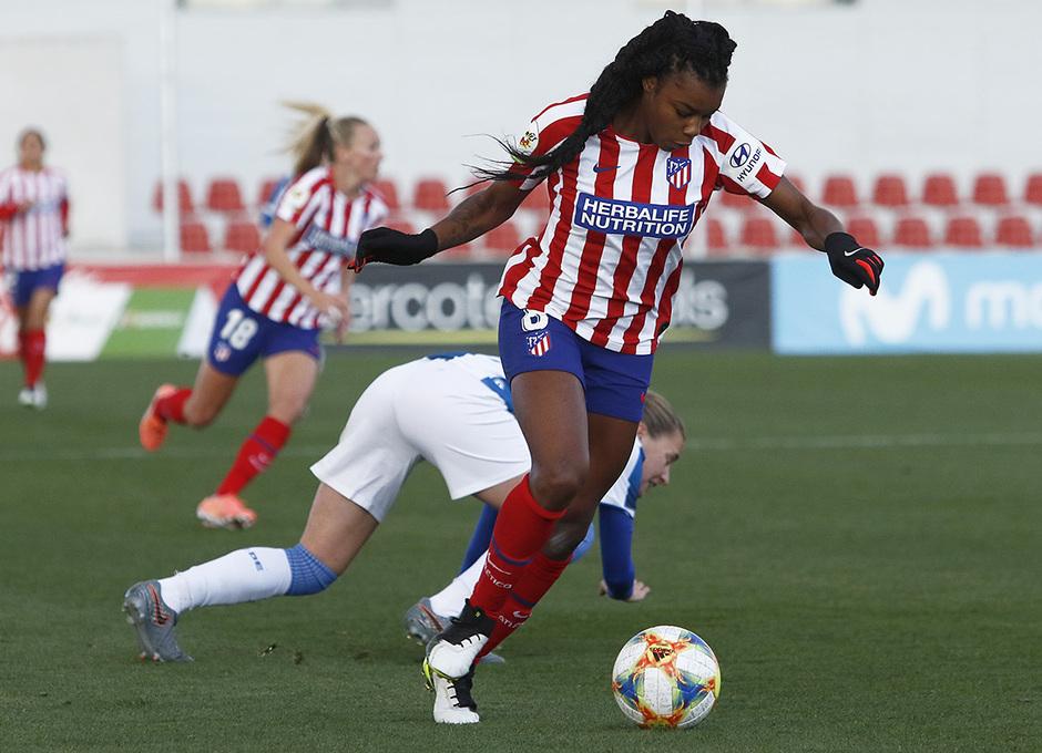 Temp 19/20 | Atlético de Madrid Femenino - Espanyol | Ludmila