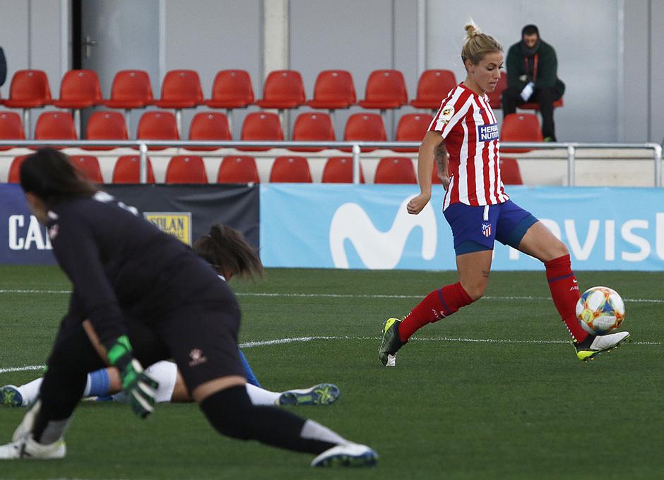 Temp 19/20 | Atlético de Madrid Femenino - Espanyol | Sosa