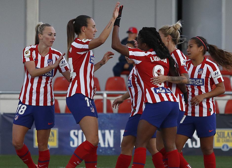 Temp 19/20 | Atlético de Madrid Femenino - Espanyol | Piña