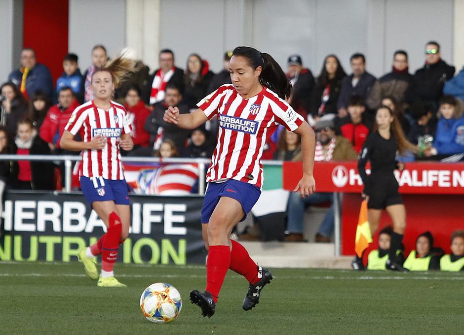 Temp 19/20 | Atlético de Madrid Femenino - Jugadoras en solitario | Charlyn