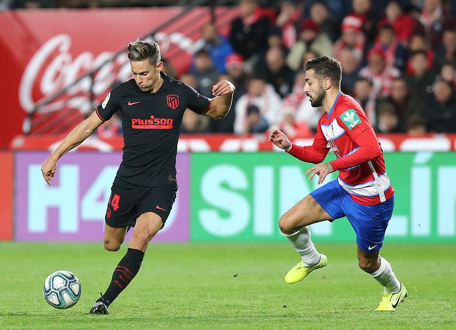 Temp 19/20 | Granada - Atlético de Madrid | Llorente