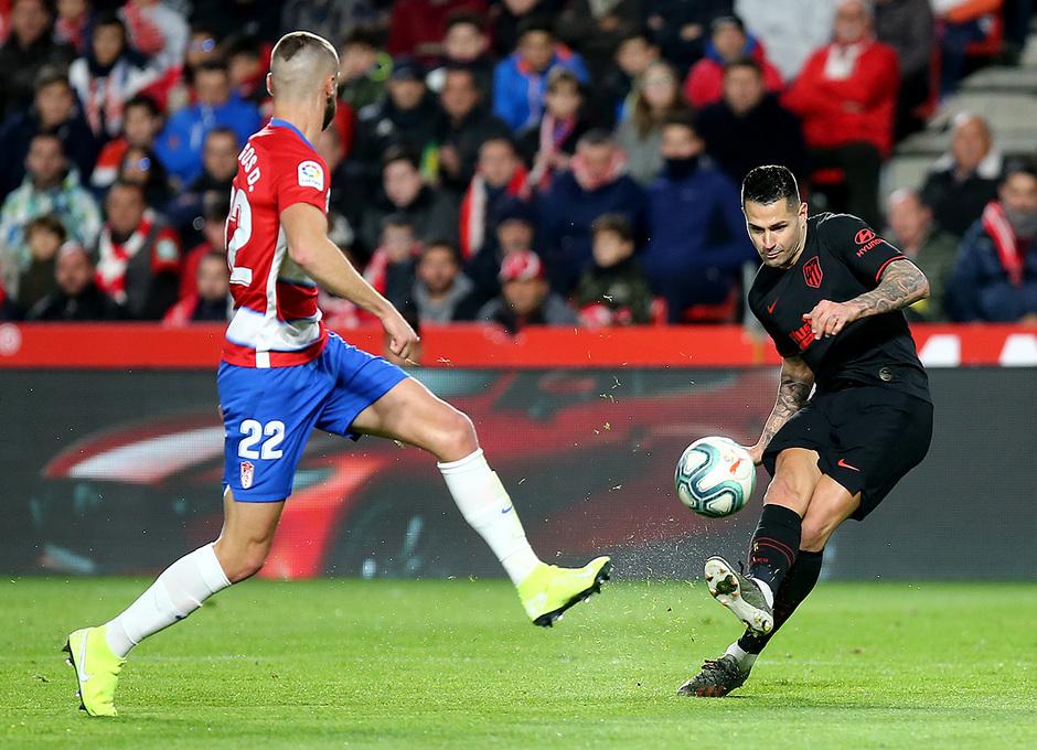 Temp 19/20 | Granada - Atlético de Madrid | Vitolo