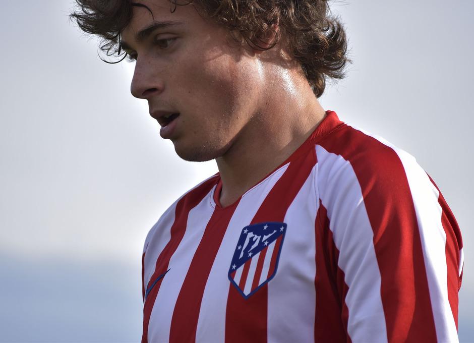 Temp 19/20   Atlético de Madrid B - Inter  