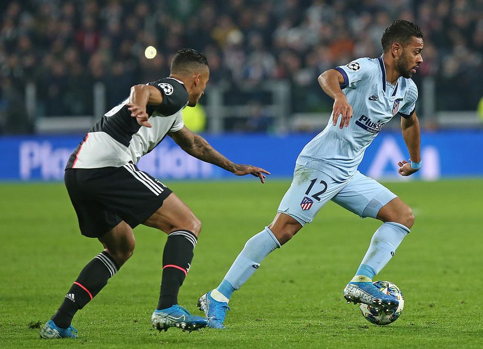 Temp. 19/20. Liga de Campeones. Juventus-Atlético de Madrid. Lodi