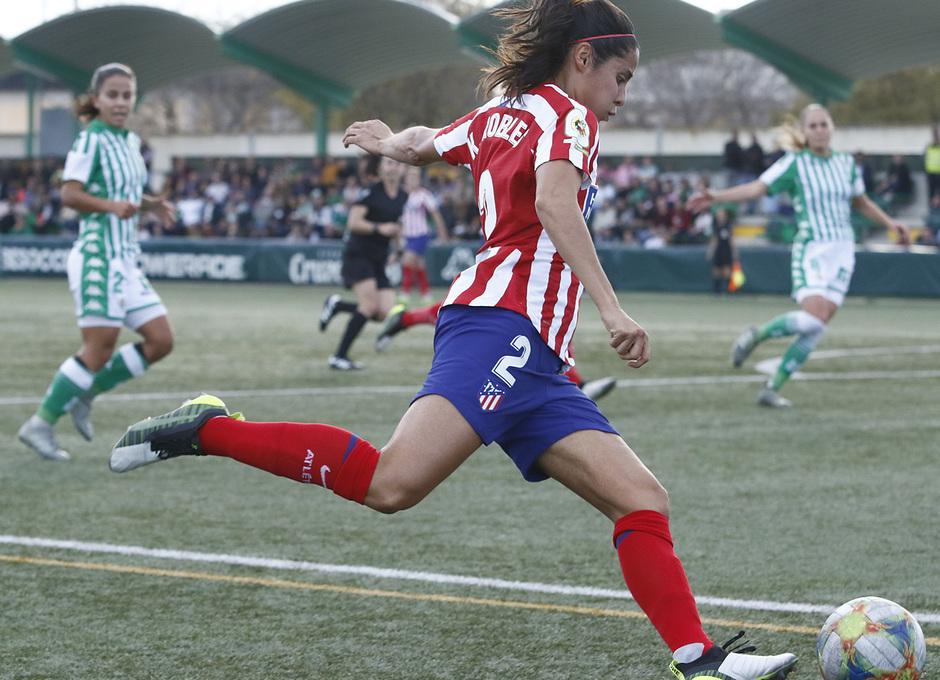 Temporada 19/20   Atlético de Madrid Femenino - Betis   Kenti