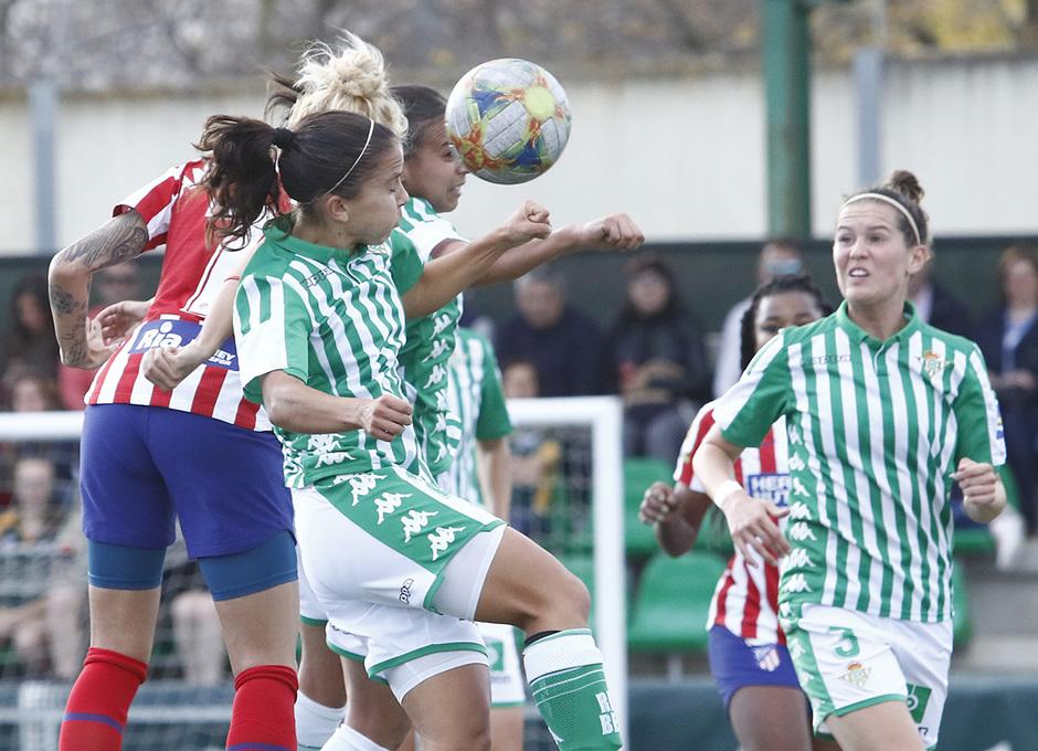 Temporada 19/20   Atlético de Madrid Femenino - Betis   Sosa