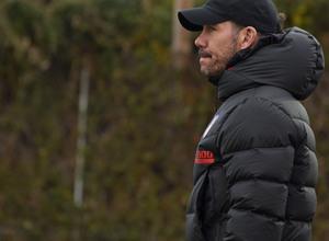 Temporada 19/20. Entrenamiento en la ciudad deportiva Wanda   Simeone