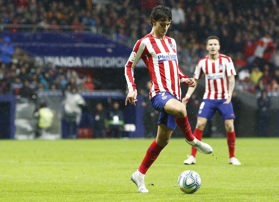 Temp. 19-20 | Atlético de Madrid-Barcelona | Joao