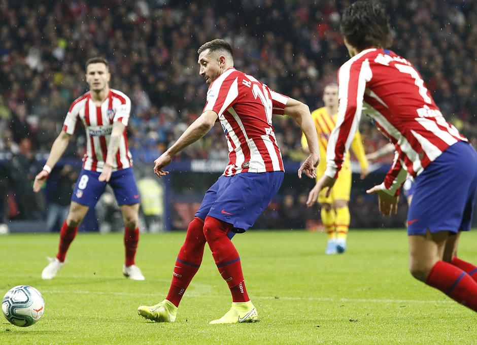 Temp. 19-20 | Atlético de Madrid-Barcelona | Herrera