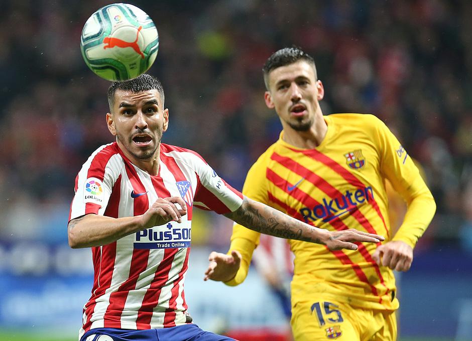 Temp. 19-20 | Atlético de Madrid-Barcelona | Correa