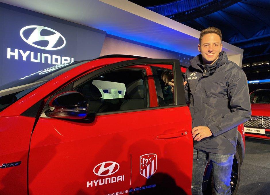 Temp. 19/20. Acto de Hyundai. Wanda Metropolitano. Arias