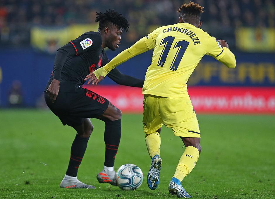 Temporada 19/20 | Villarreal - Atlético de Madrid | Thomas