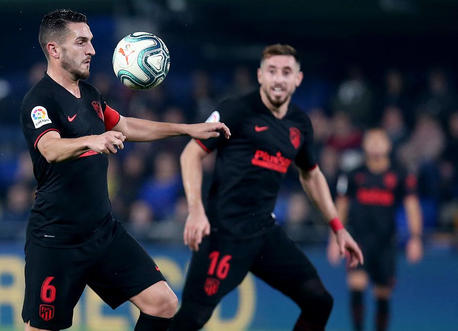 Temporada 19/20 | Villarreal - Atlético de Madrid | Koke