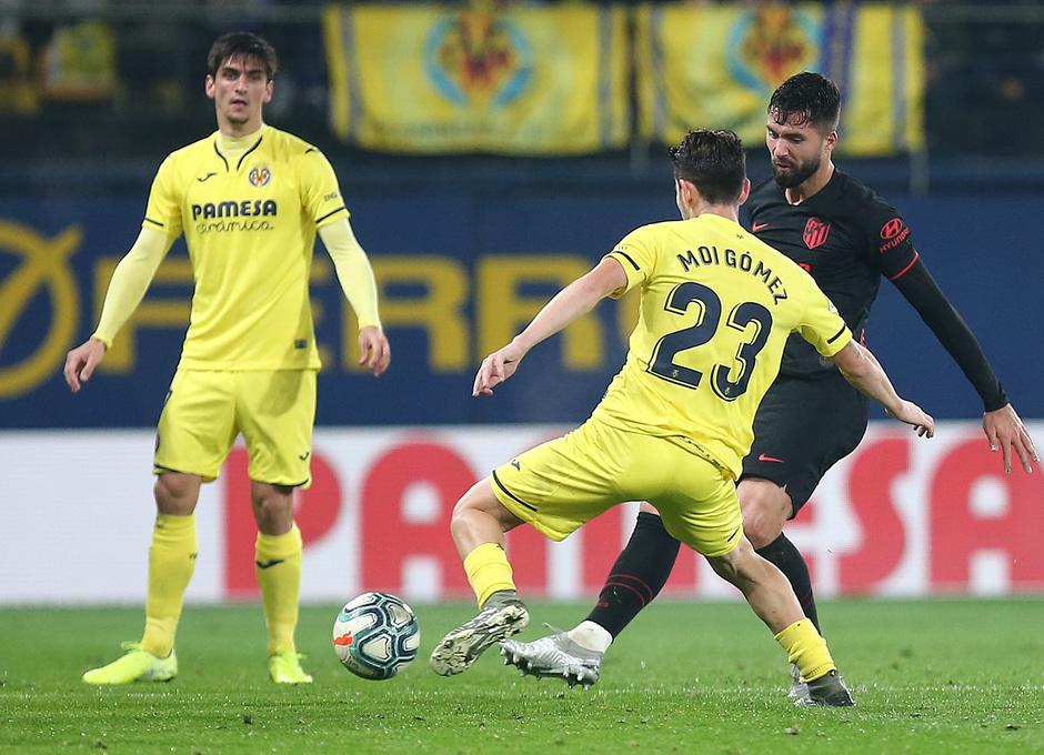 Temporada 19/20 | Villarreal - Atlético de Madrid | Felipe