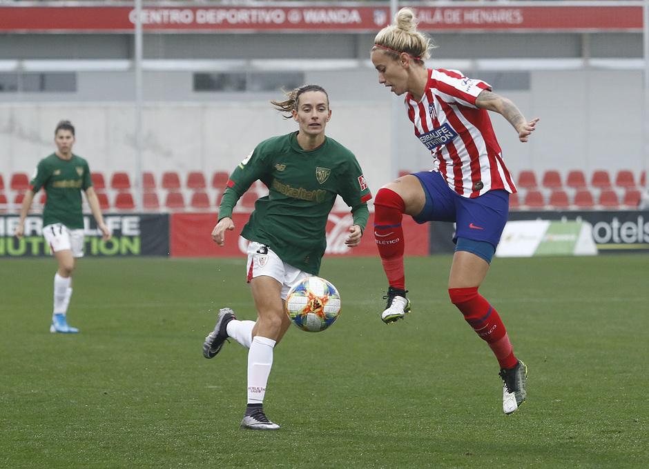 Temporada 19/20 | Atlético de Madrid Femenino - Athletic Club | Sosa