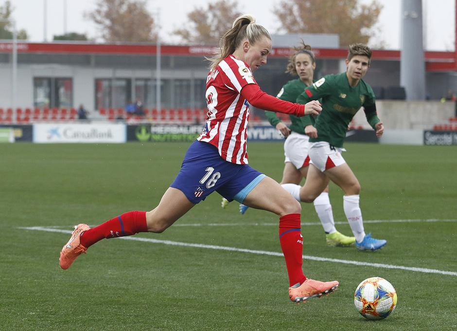 Temporada 19/20 | Atlético de Madrid Femenino - Athletic Club | Duggan