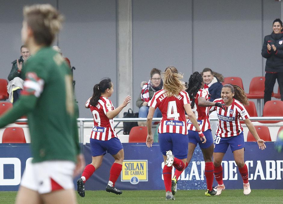 Temporada 19/20 | Atlético de Madrid Femenino - Athletic Club | Leicy