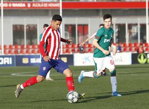 Temporada 19/20. Youth League. Atlético de Madrid Juvenil A - Lokomotiv