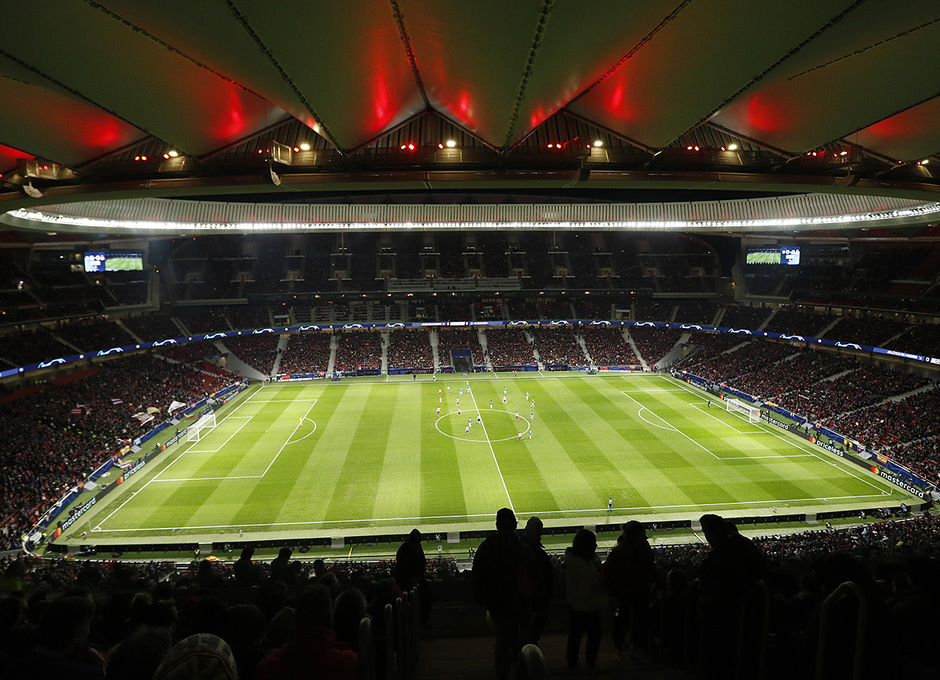 Temp. 19-20 | Atlético de Madrid - Lokomotiv | Wanda Metropolitano