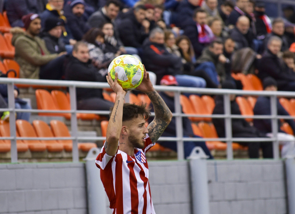 Temporada 19/20 | Atlético de Madrid B - Celta B | Ricard