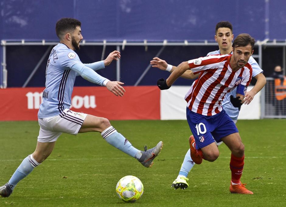 Temporada 19/20 | Atlético de Madrid B - Celta B | Clemente