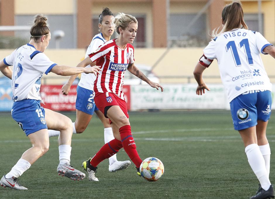 Temp 2019-20 | Granadilla Tenerife - Atlético de Madrid | Ángela Sosa