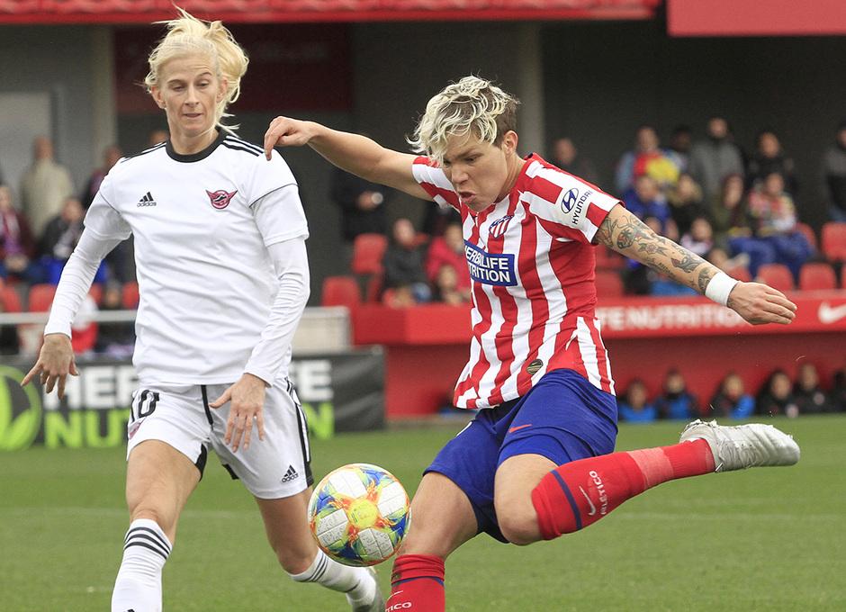 Temporada 19/20 | Atleti femenino - Tacón | Linari