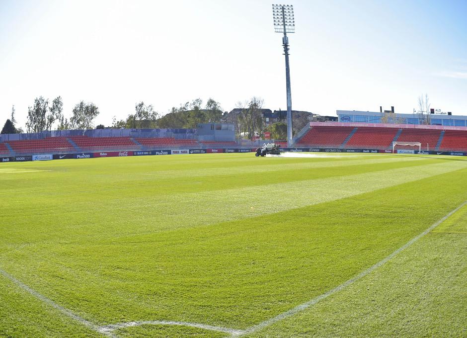 Ciudad Deportiva Wanda de Majadahonda campo 1