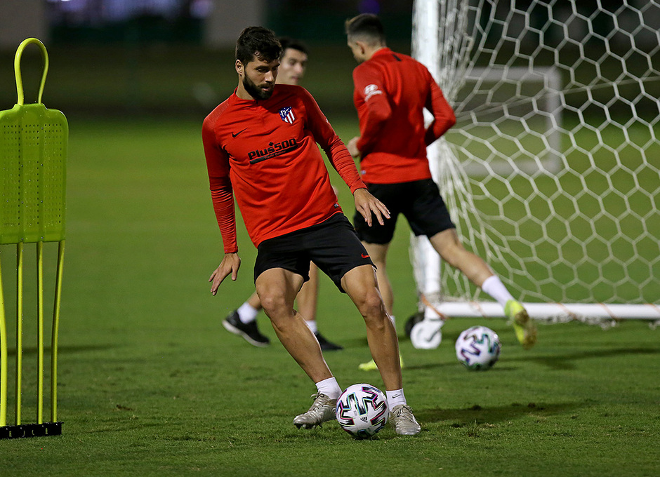 Temp. 19-20 | Supercopa de España | Training Centre Al Ahli | Felipe