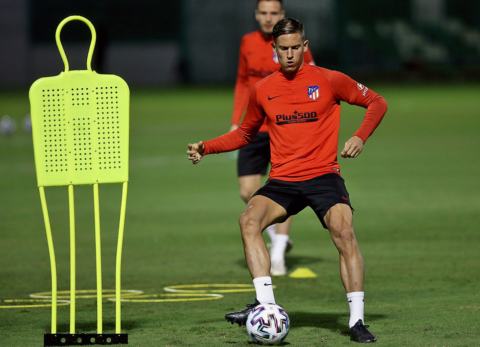 Temp. 19-20 | Supercopa de España | Training Centre Al Ahli | Llorente