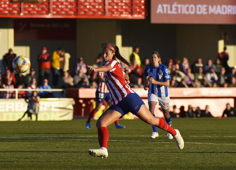 Temporada 19/20 | Atlético de Madrid Femenino - Sporting de Huelva. Deyna Castellanos