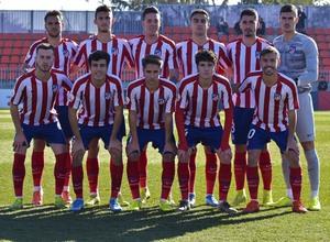 Temp19/20 | Atlético de Madrid B - Marino de Luanco | Once