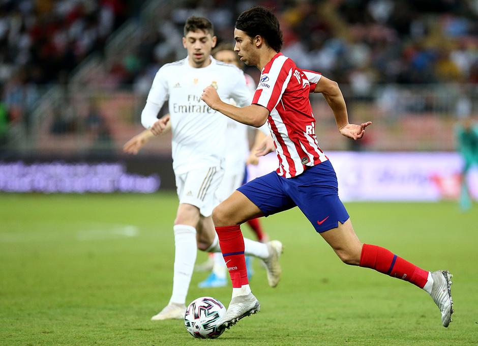 Temp 19/20 | Atlético de Madrid - Real Madrid | Joao Félix