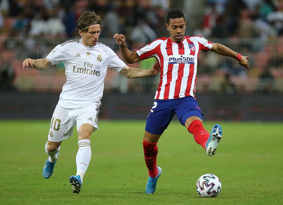 Temp 19/20 | Atlético de Madrid - Real Madrid | Renan Lodi