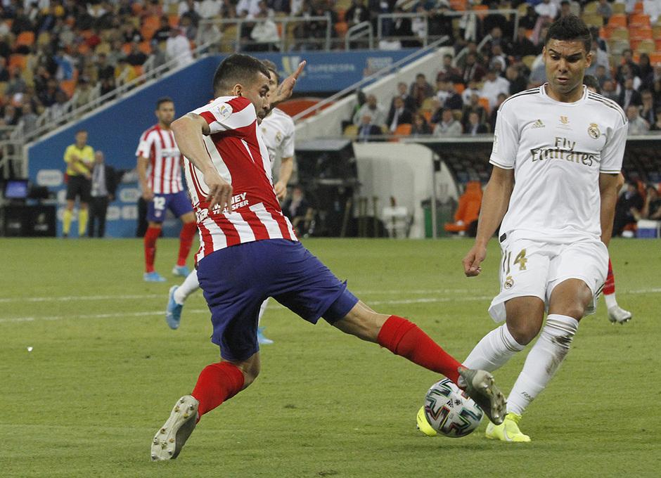 Temp 19/20 | Atlético de Madrid - Real Madrid | Correa