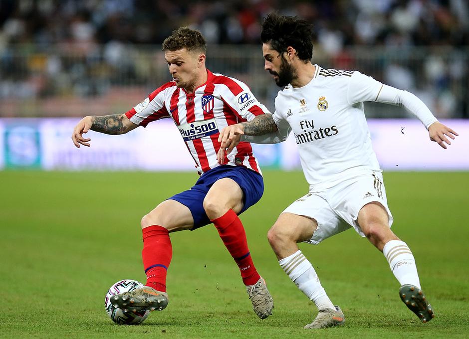 Temp 19/20 | Atlético de Madrid - Real Madrid | Trippier