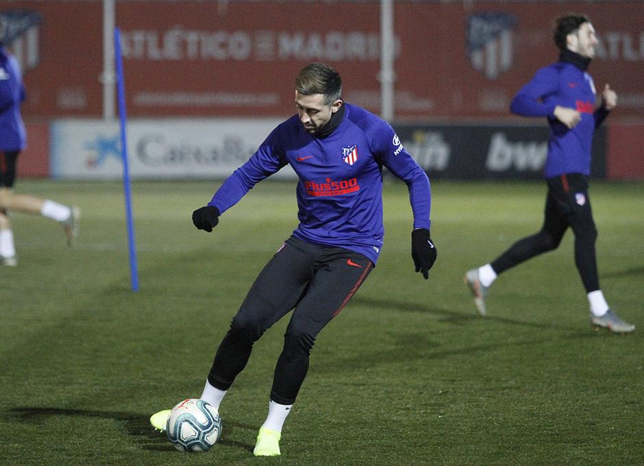Temporada 19/20 | 14/01/2020 | Entrenamiento en la Ciudad Deportiva Wanda | Herrera