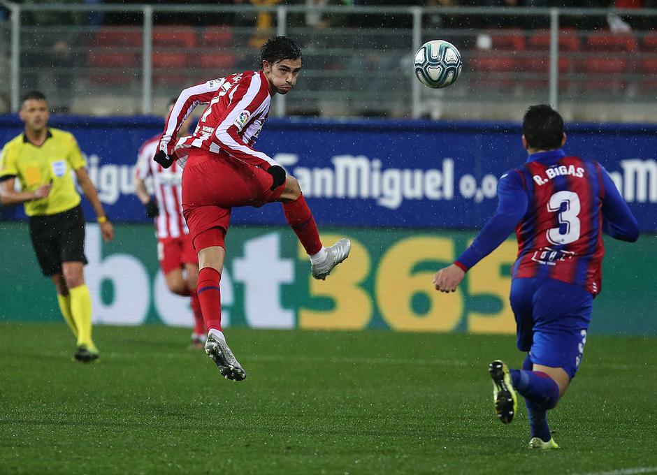 Temporada 19/20 | Eibar - Atlético de Madrid | Joao Félix