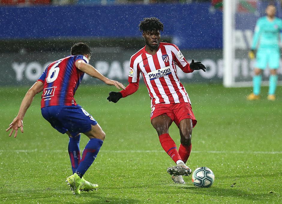 Temporada 19/20 | Eibar - Atlético de Madrid | Thomas