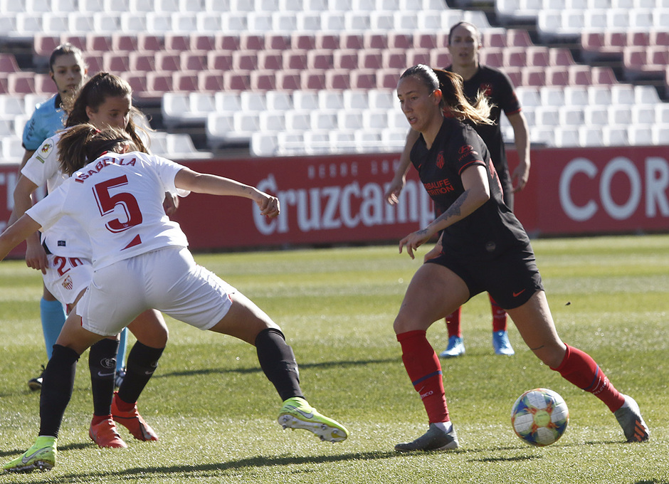 Temporada 19/20 | Sevilla - Atlético de Madrid Femenino | Virginia