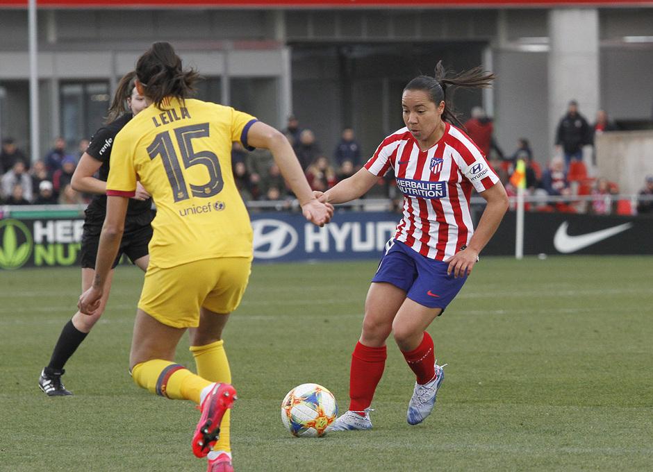 Temporada 19/20 | Atlético de Madrid Femenino - FC Barcelona | Charlyn