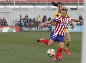 Temporada 19/20   Atlético de Madrid Femenino - FC Barcelona   Amanda