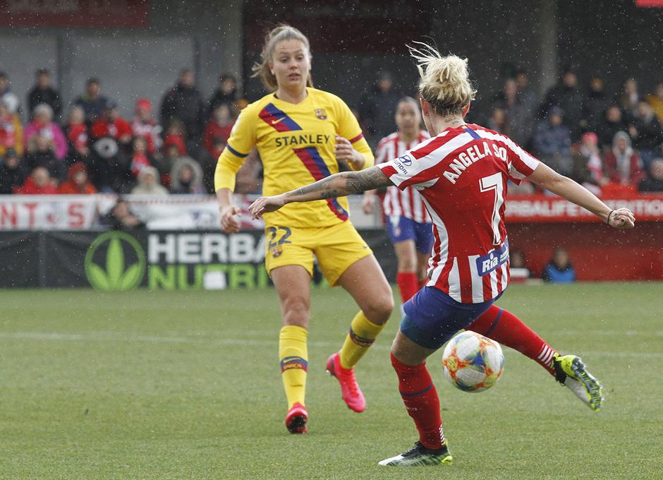 Temporada 19/20 | Atlético de Madrid Femenino - FC Barcelona | Sosa