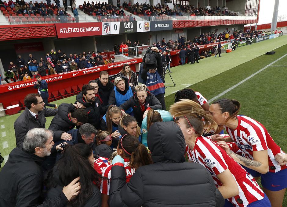 Temporada 19/20 | Atlético de Madrid Femenino - FC Barcelona |