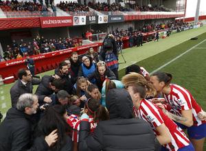 Temporada 19/20   Atlético de Madrid Femenino - FC Barcelona  