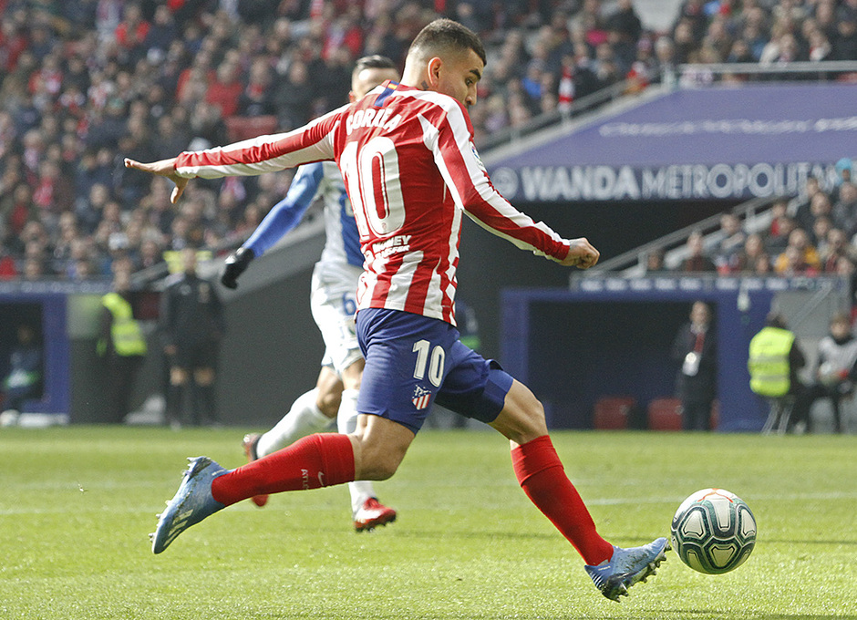 Temporada 19/20 | Atlético de Madrid - Leganés | Correa