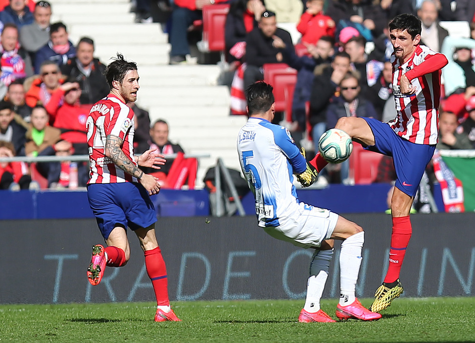 Temporada 19/20 | Atlético de Madrid - Leganés | Savic