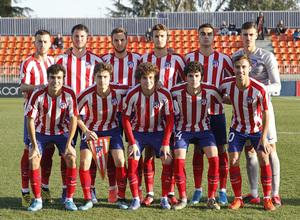 Temporada 19/20 | Atlético de Madrid B - Langreo | Once