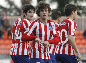 Temporada 19/20 | Atlético de Madrid B - Langreo | Riquelme
